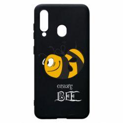 Чехол для Samsung A60 Сумасшедшая пчелка