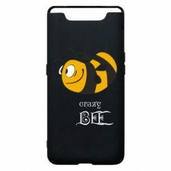 Чехол для Samsung A80 Сумасшедшая пчелка