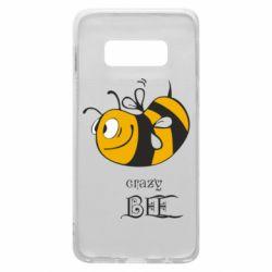 Чехол для Samsung S10e Сумасшедшая пчелка