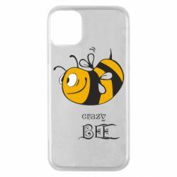 Чехол для iPhone 11 Pro Сумасшедшая пчелка
