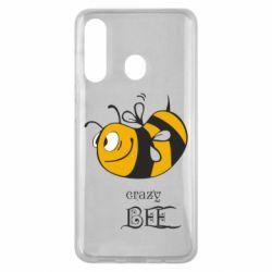 Чехол для Samsung M40 Сумасшедшая пчелка