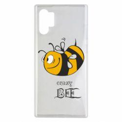 Чехол для Samsung Note 10 Plus Сумасшедшая пчелка