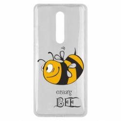 Чехол для Xiaomi Mi9T Сумасшедшая пчелка