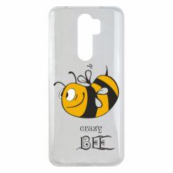Чехол для Xiaomi Redmi Note 8 Pro Сумасшедшая пчелка