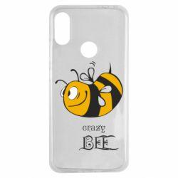 Чехол для Xiaomi Redmi Note 7 Сумасшедшая пчелка