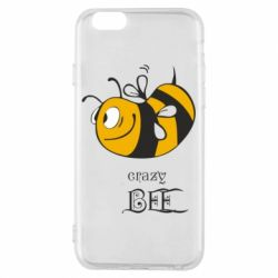 Чехол для iPhone 6/6S Сумасшедшая пчелка