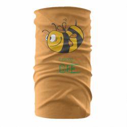 Бандана-труба Сумасшедшая пчелка