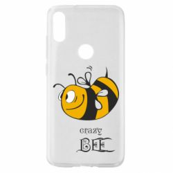 Чехол для Xiaomi Mi Play Сумасшедшая пчелка