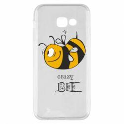 Чехол для Samsung A5 2017 Сумасшедшая пчелка