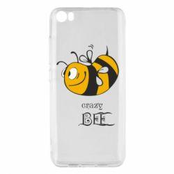 Чехол для Xiaomi Mi5/Mi5 Pro Сумасшедшая пчелка