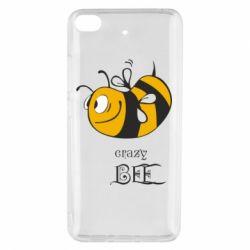 Чехол для Xiaomi Mi 5s Сумасшедшая пчелка