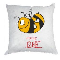Подушка Сумасшедшая пчелка - FatLine