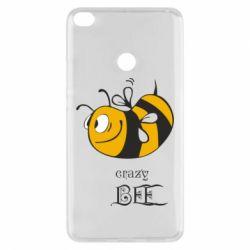 Чехол для Xiaomi Mi Max 2 Сумасшедшая пчелка