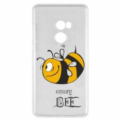 Чехол для Xiaomi Mi Mix 2 Сумасшедшая пчелка
