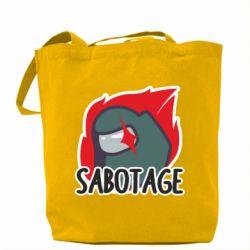 Сумка Among Us Sabotage