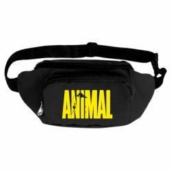 Сумка-бананка Animal Gym