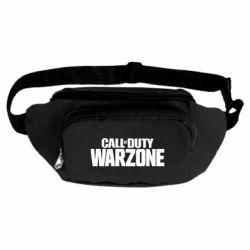 Сумка-бананка Call of Duty: Warzone