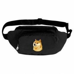 Сумка-бананка Doge