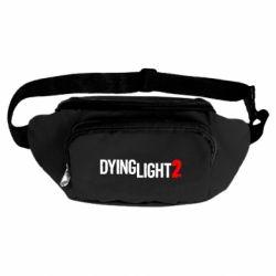 Сумка-бананка Dying Light 2 logo