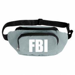 Сумка-бананка FBI (ФБР)