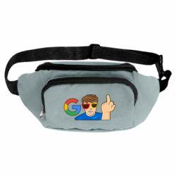 Сумка-бананка Google guy Fuck You