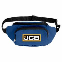 Сумка-бананка Jgb logo2
