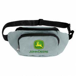 Сумка-бананка John Deere logo