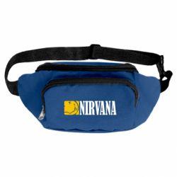 Сумка-бананка Nirvana смайл