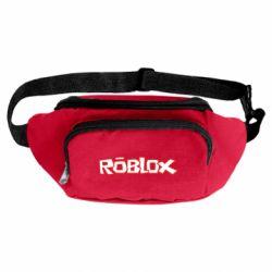 Сумка-бананка Roblox logo