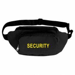 Сумка-бананка Security