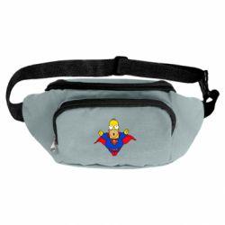 Сумка-бананка Simpson superman