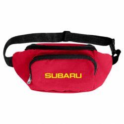 Сумка-бананка Subaru
