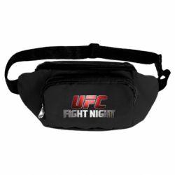Сумка-бананка UFC Fight Night