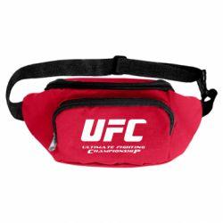 Сумка-бананка UFC