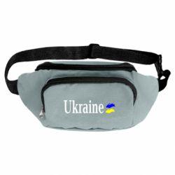 Сумка-бананка Ukraine