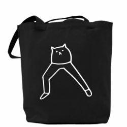 Сумка Cat in pants
