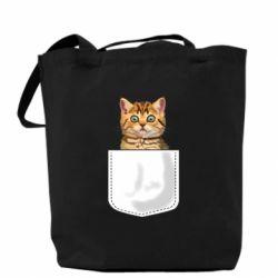 Сумка Cat in your pocket