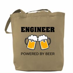 Сумка Engineer Powered By Beer
