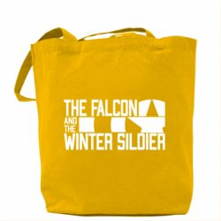 Сумка Falcon and winter soldier logo