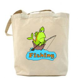 Сумка Fish Fishing