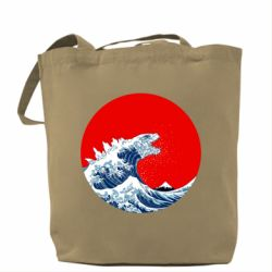 Сумка Godzilla Wave