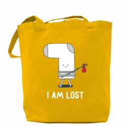 Сумка I am lost