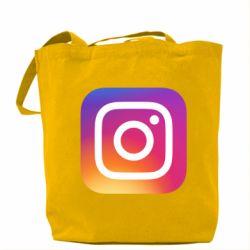 Сумка Instagram Logo Gradient