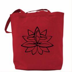 Сумка Lotus yoga