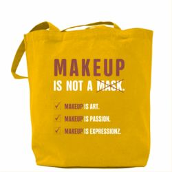 Сумка Make Up Is Not A Mask
