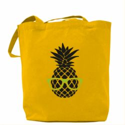 Сумка Pineapple with glasses