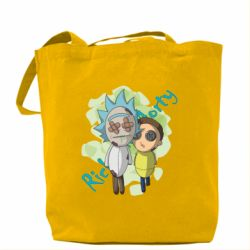 Сумка Rick and Morty voodoo doll