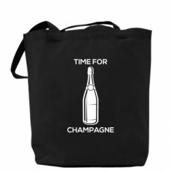 Сумка Time for champagne