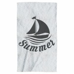 Рушник Summer and ship