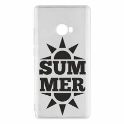 Чехол для Xiaomi Mi Note 2 Summer and sun